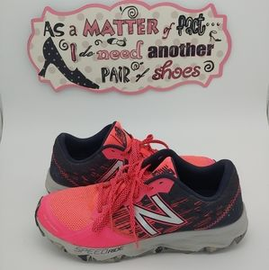 New Balance Neon Pink Running Shoes